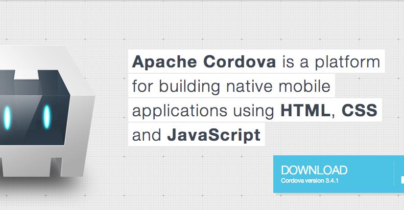 Apache Cordova i Android, walkthrough.