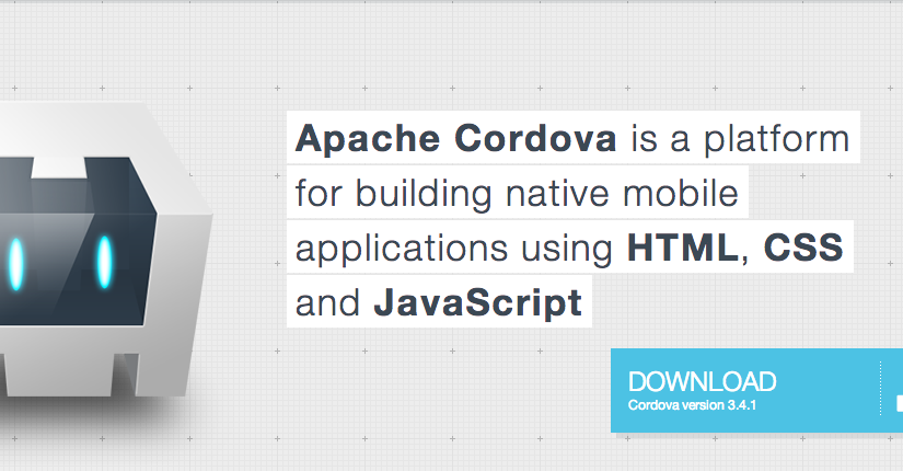 Apache Cordova i Android, walkthrough.